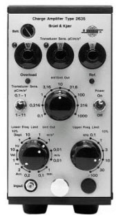 2635 charge conditioning amp